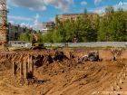 ЖК На Высоте - ход строительства, фото 27, Май 2020