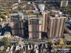 ЖК Центральный-2 - ход строительства, фото 76, Октябрь 2018