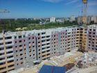 Ход строительства дома на участке № 214 в ЖК Солнечный город - фото 47, Июнь 2018