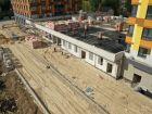 Ход строительства дома № 1 второй пусковой комплекс в ЖК Маяковский Парк - фото 3, Сентябрь 2021