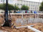 Ход строительства дома № 1 в ЖК Книги - фото 71, Август 2020