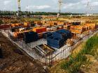 Ход строительства дома Литер 5/1 в ЖК Вересаево - фото 13, Июнь 2020