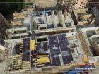 ЖК Центральный-3 - ход строительства, фото 90, Июнь 2018