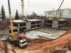 Ход строительства дома 2а в ЖК Георгиевский - фото 19, Ноябрь 2020