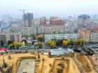 Ход строительства дома Литер 1 в ЖК Рубин - фото 38, Октябрь 2019