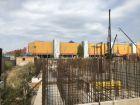 Ход строительства дома № 2 в ЖК Облака - фото 1, Сентябрь 2020