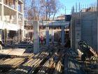 Ход строительства дома №1 в ЖК Премиум - фото 130, Март 2017