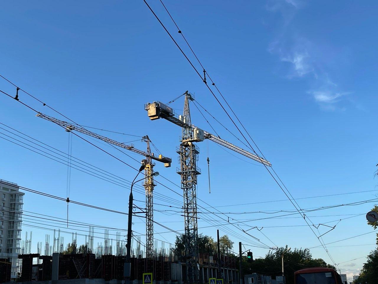 Общежитие Нижегородской академии МВД на 1000 мест достроят за 344,6 млн рублей - фото 1