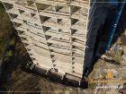 Ход строительства дома Литер 1 в ЖК Звезда Столицы - фото 104, Октябрь 2018