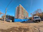 Жилой дом Каскад на Даргомыжского - ход строительства, фото 13, Ноябрь 2016