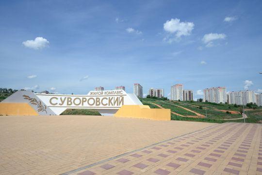 Дом Литер 7, Участок 120 в ЖК Суворовский - фото 7