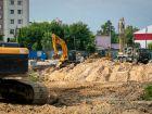 Ход строительства дома № 2 в ЖК Каскад на Автозаводе - фото 8, Июль 2021