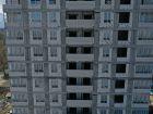 Ход строительства дома № 1 второй пусковой комплекс в ЖК Маяковский Парк - фото 32, Май 2021