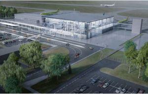 Концепция международного воронежского аэропорта имени Петра I