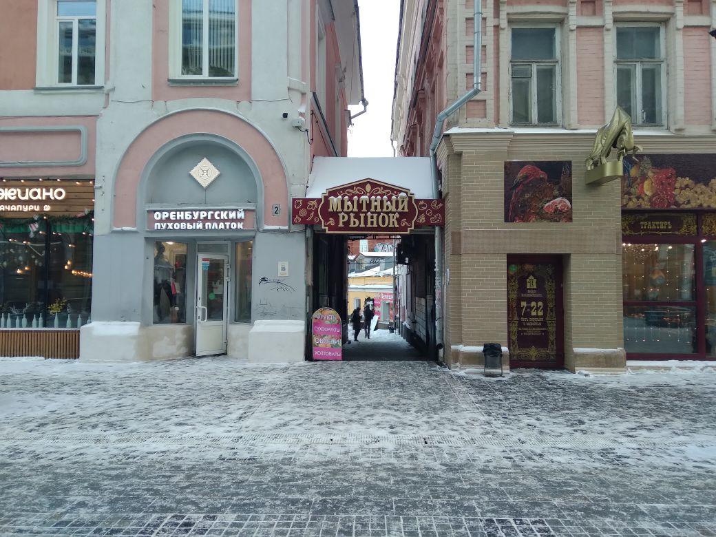 Мытный рынок на Большой Покровской в Нижнем Новгороде откроют 9 мая