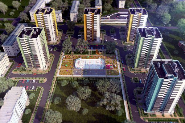 Две новостройки введены в эксплуатацию в Нижнем Новгороде в апреле 2020 года