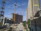 Ход строительства дома ул. Мечникова, 37 в ЖК Мечников - фото 27, Октябрь 2019
