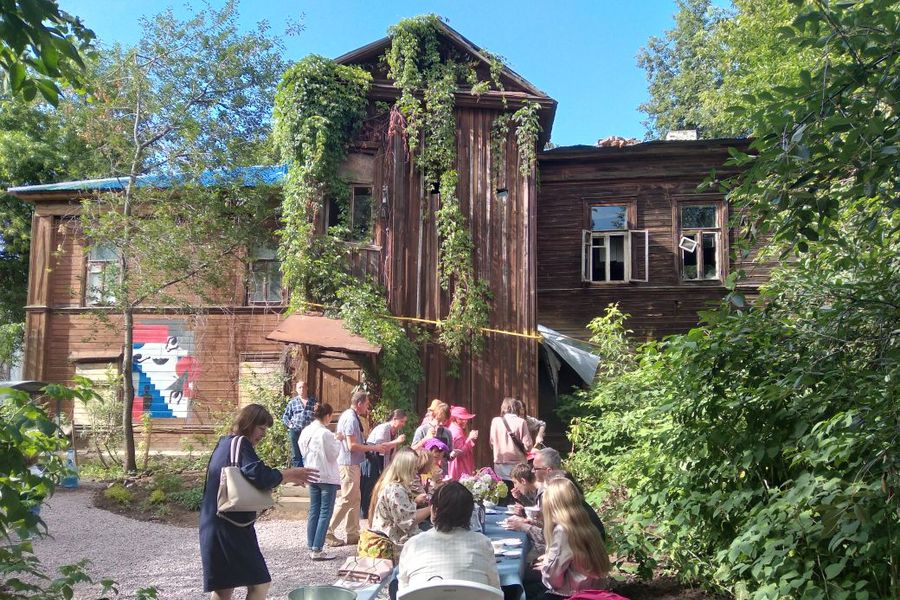 Почему «новый старый» квартал церкви «Трех Святителей» может стать самым популярным местом Нижнего Новгорода