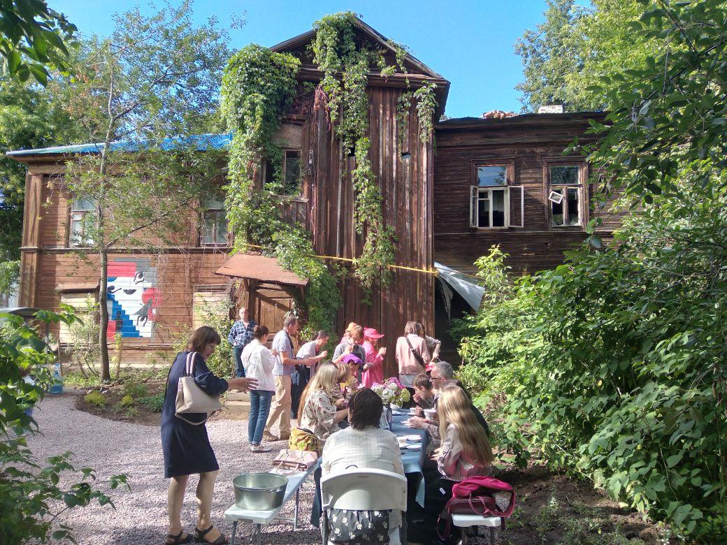 Почему «новый старый» квартал церкви «Трех Святителей» может стать самым популярным местом Нижнего Новгорода - фото 1