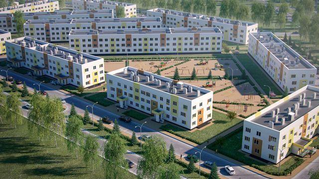 Дом № 2 в ЖК Окский берег - фото 1