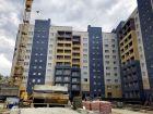 Ход строительства дома № 1 в ЖК Удачный 2 - фото 54, Май 2020