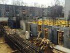 Жилой дом Каскад на Даргомыжского - ход строительства, фото 62, Март 2016