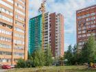 Каскад на Сусловой - ход строительства, фото 17, Сентябрь 2017