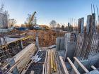 Каскад на Сусловой - ход строительства, фото 51, Ноябрь 2016