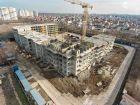 ЖК Открытие - ход строительства, фото 56, Январь 2020