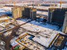 Ход строительства дома Литер 3 в ЖК Самолет 2 - фото 19, Декабрь 2020