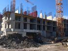 ЖК Космолет - ход строительства, фото 11, Апрель 2021
