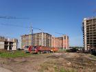 Ход строительства дома Литер 4 в ЖК Самолет 2 - фото 2, Май 2021